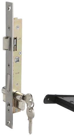 Serrure Bec De Canne En Applique Horizontale Pour Porte Interieure Reversible Brico Depot