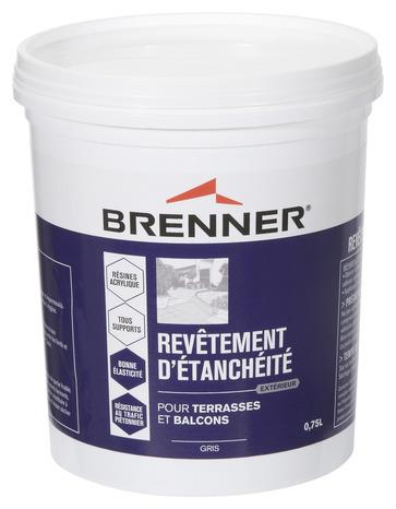 Revetement D Etancheite Pour Sol 0 75 L Brico Depot