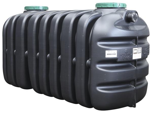 Fosse Septique Toutes Eaux A Nervures En Polyethylene 3000 L Brico Depot