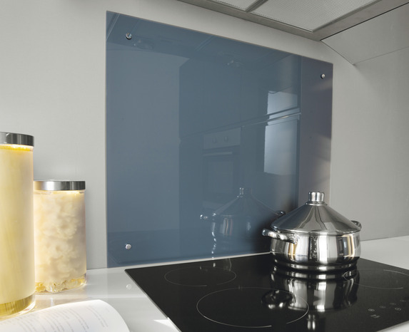 fond de hotte en verre 60 x 70 cm