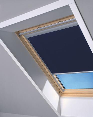 store occultant pour fenetre de toit h 118 x l 114 cm velux