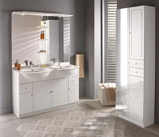 Plan De Toilette Pour Double Vasque Majorca 133 Cm Brico Depot