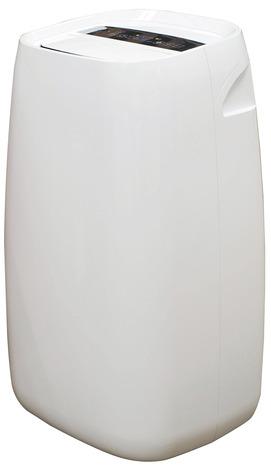 Climatiseur Mobile Wap 07ec35h Blanc 2600w Brico Depot