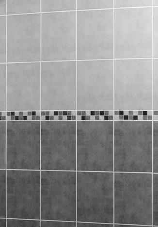 faience loft gris clair rectangulaire