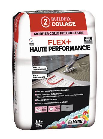 Mortier Colle Haute Performance C2tes1 25 Kg Brico Depot