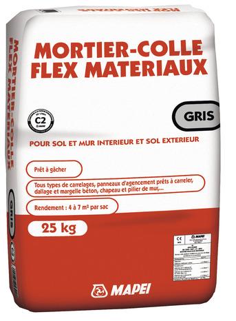 Mortier Colle Gris Sac De 25 Kg Brico Depot