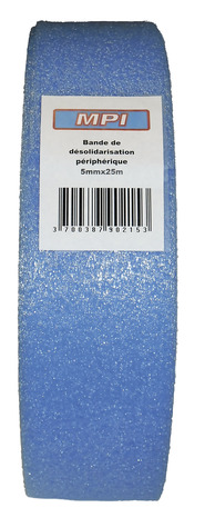 Joint Mousse Polyethylene Teinte Bleue L 100 Mm L 25 Mm Ep 5 Mm Brico Depot