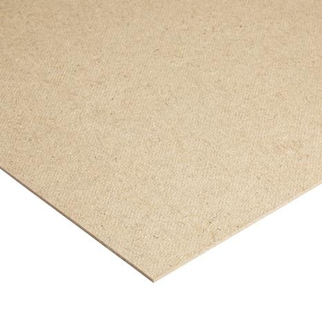 panneau de fibre de bois laque blanc