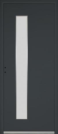 porte d entree aluminium jorasses h