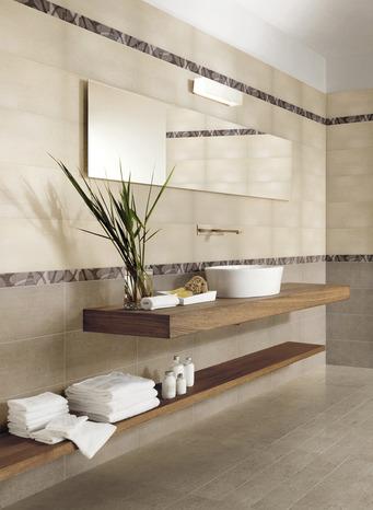 faience aspect mat pour salle de bain