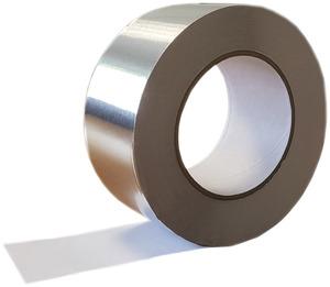 rouleau adhesif aluminium 50 m brico