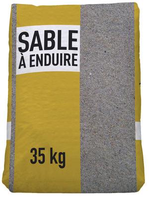 Sable A Enduire 35 Kg Brico Depot