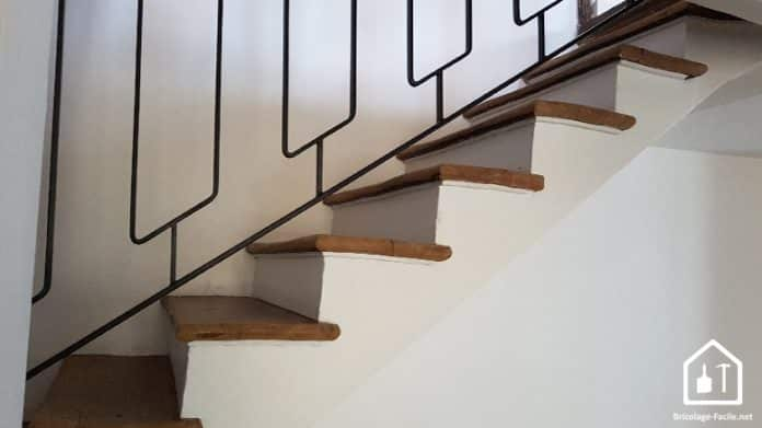 Peindre Un Escalier Bois Conseils Produits Bricolage Facile
