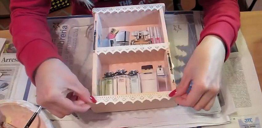 Come Realizzare Un Kit Portatrucchi Bricolageonlinenet