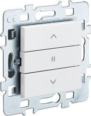 Interrupteur Volet Roulant Casual Debflex Bricoman