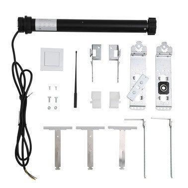 Kit Manoeuvre Electrique Filaire 10 Nm Pour Volet Roulant Bricoman