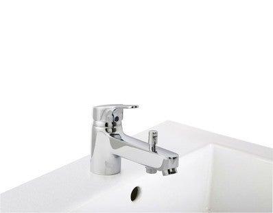 mitigeur bain douche monotrou slimline 2 nf c2