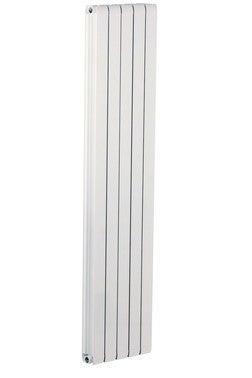 radiateur alu extrude faraltango 4 connexions l 40 cm h 184 2 cm 1500w