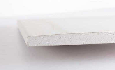 Plaque Platre Standard Nf Ba13 270x120 Cm Isolava Bricoman