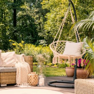 mobilier de jardin bricomarche