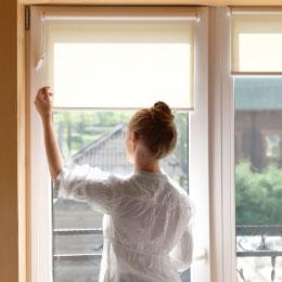 habillage fenetre rideaux voilages