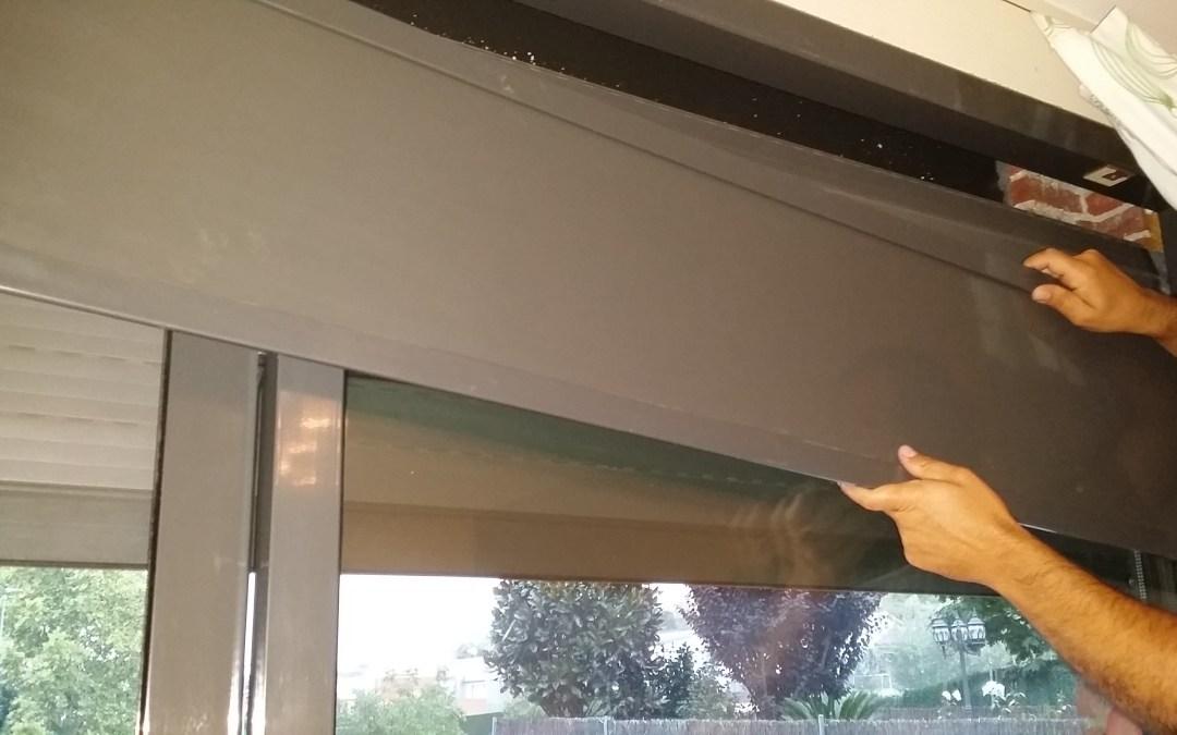 Como reparar una persiana