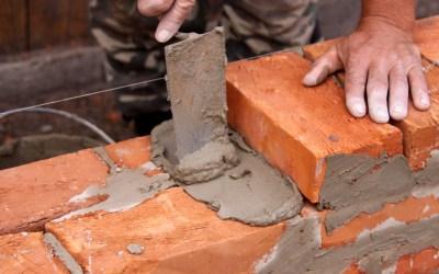 Levantar paredes sin usar mortero?