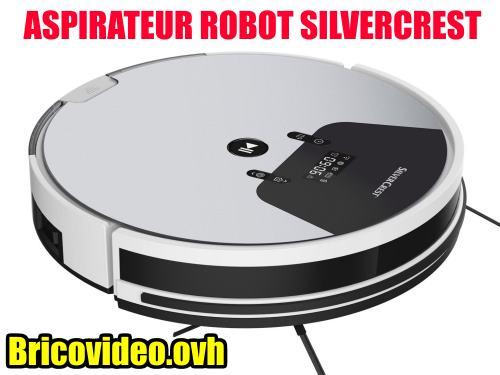 aspirateur robot lidl silvercrest ssra1
