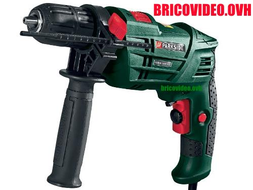 Parkside cordless hammer drill 20V lidl pabh 20-li a1 accessories test ...