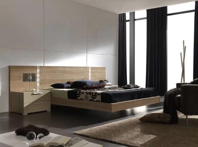 Dormitorio de catálogo