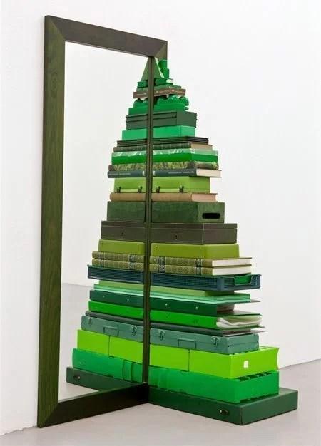 arbol navidad con cajas