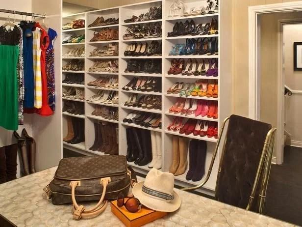 Soluciones de almacenaje para el calzado