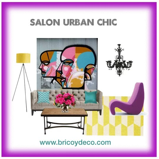 collage-salon-urban-chic