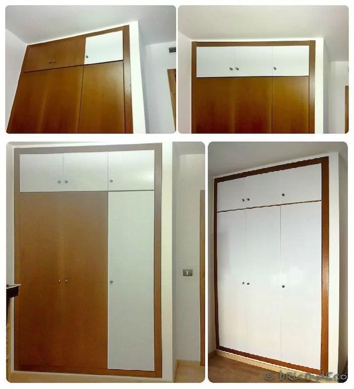 c mo forrar las puertas del armario con vinilo paso a paso