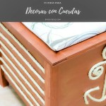 ideas para decorar con cuerdas
