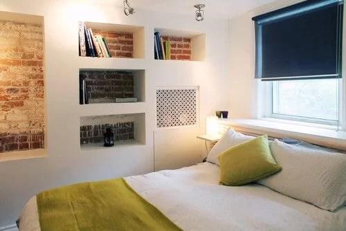 9 errores al decorar una habitaci n estrecha y alargada - Como distribuir una habitacion con dos camas ...