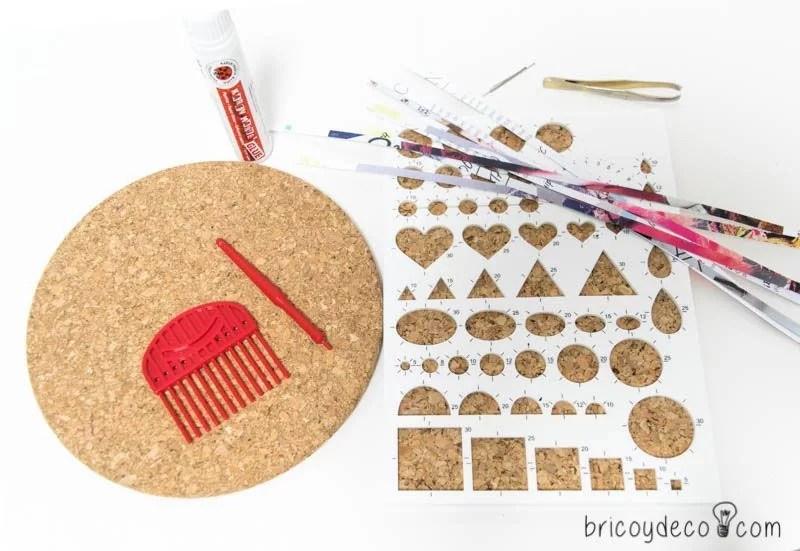 accesorios para hacer quilling