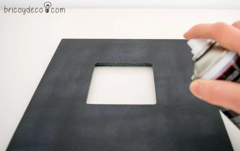 reciclar para decorar creando un efecto óxido