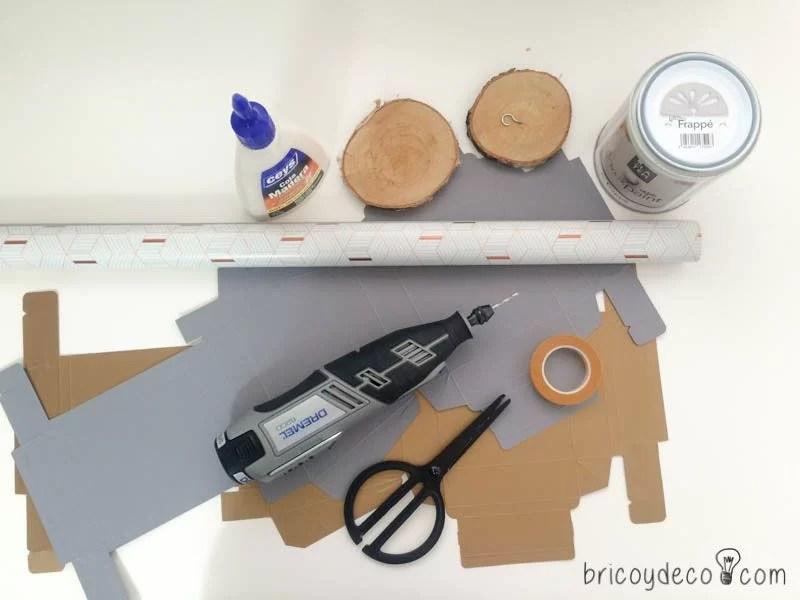 materiales para regalos DIY para invitados
