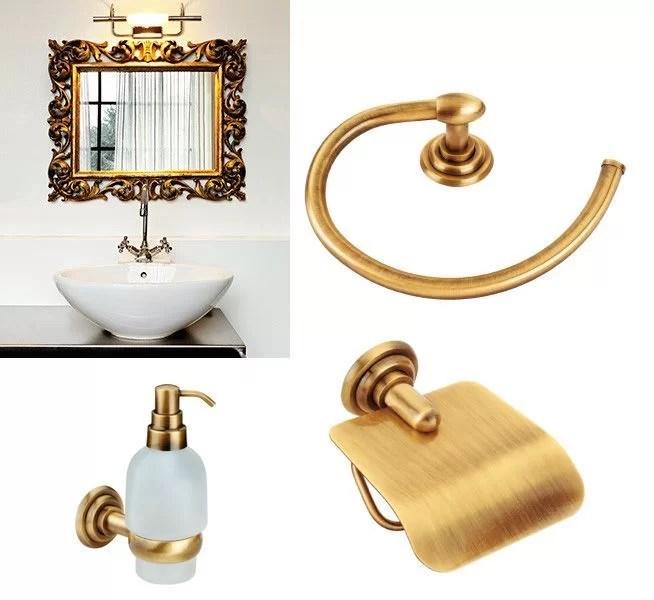cómo elegir los accesorios del baño perfectos