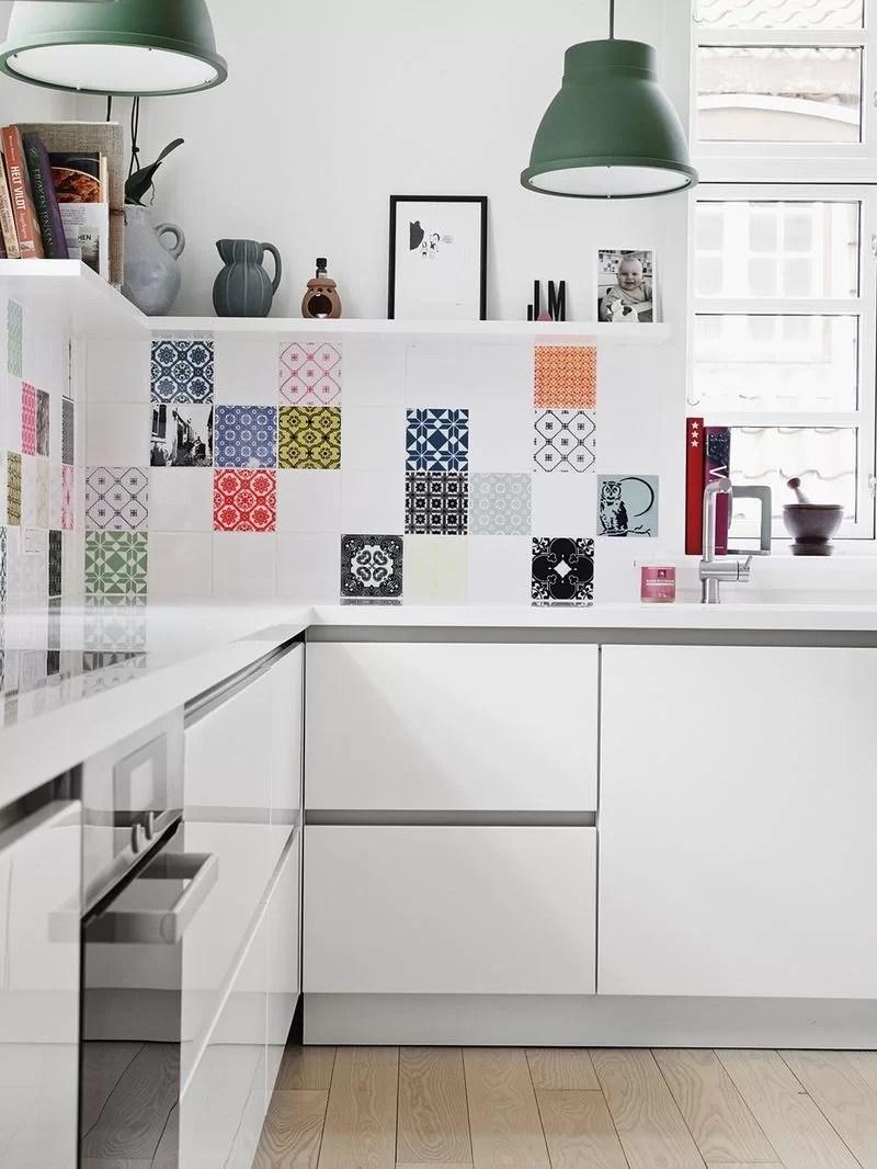 50 ideas para decorar con baldosas hidr ulicas - Detalles para decorar ...