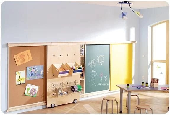 decoración Montessori