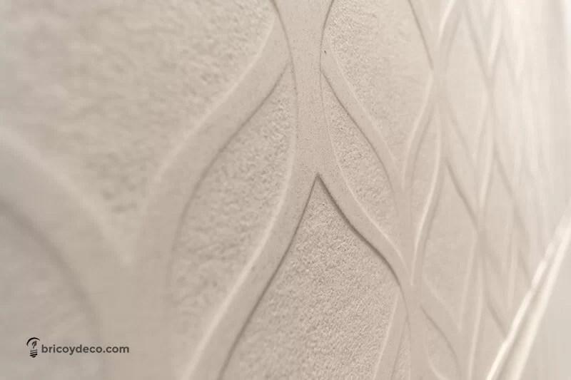 azulejos 3D en tendencia de revestimientos cerámicos
