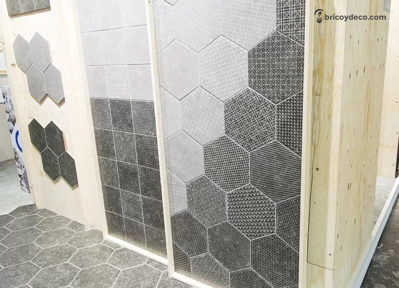 baldosas hexagonales como tendencia en revestimientos cerámicos