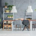 renovar el comedor tendencias de decoración de 2020