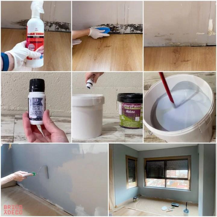 cómo utilizar las pinturas ecológicas