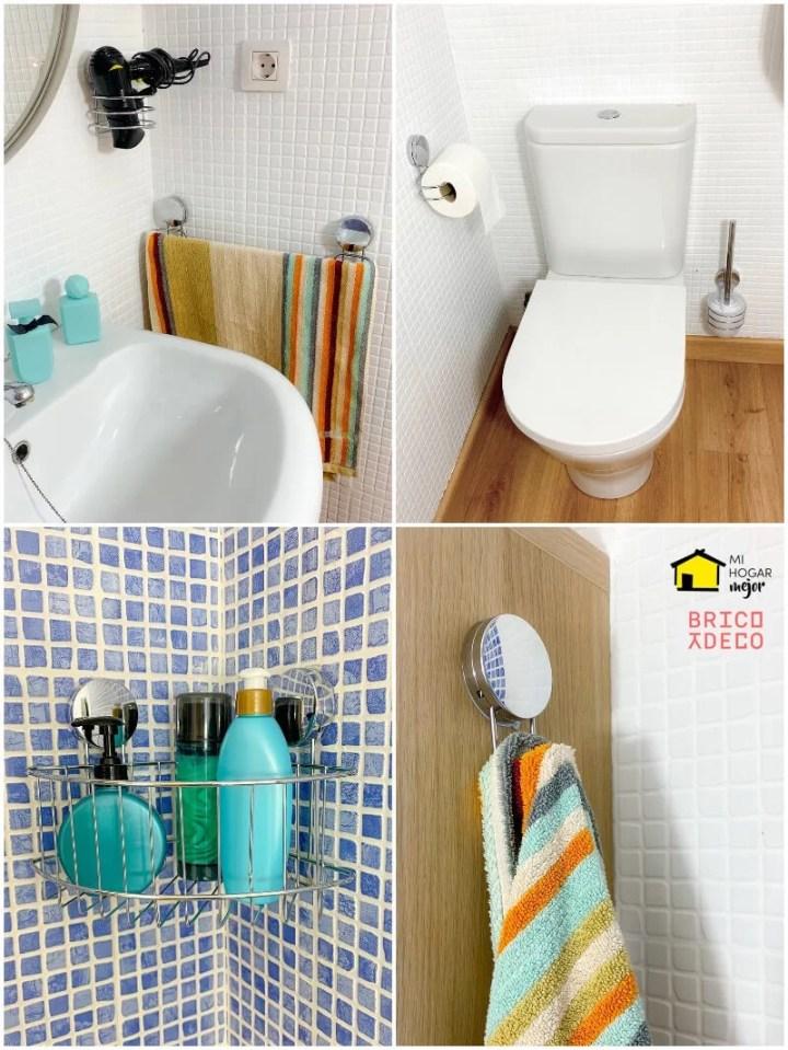 accesorios de baño de Wenko