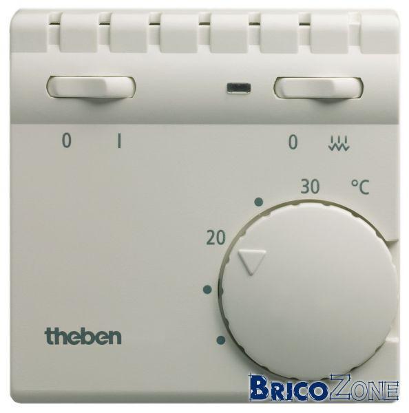 Thermostat Pour Chauffage Electrique A Accumulation