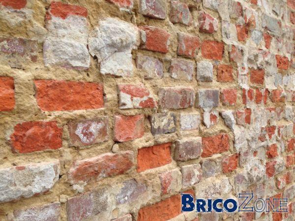 Peinture Possible Sur Vieux Mur Brique Extrieur