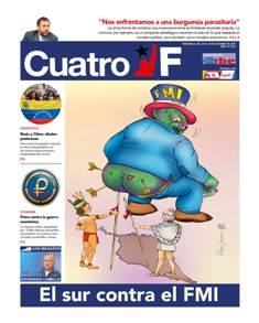 Semanario CUATRO F – nº222, Octubre 2019